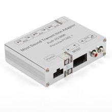Автомобильный аудиоадаптер MOST для Audi 2G MMI Porsche PCM 2.1 - Короткий опис
