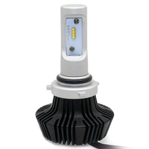 Набор светодиодного головного света UP 7HL 9006W 4000Lm HB4, 4000 лм, холодный белый