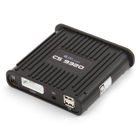 Навигационный блок CS9320 на Android для мультимедийных центров GPS и ГЛОНАСС