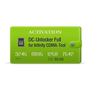 DC-Unlocker Full Activation for Infinity CDMA-Tool
