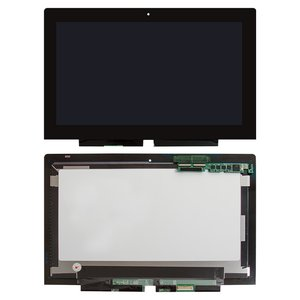 LCD for Lenovo IdeaPad Yoga 11 Tablet, (black, with touchscreen)