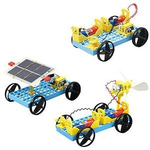 Artec Solar Car Evolution
