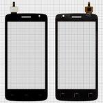 Cristal táctil Prestigio MultiPhone 3501 Duo, negro, (145*72mm)