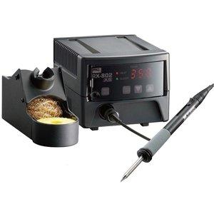 Паяльна станція для безсвинцевого паяння з контролем температури GOOT RX-802AS
