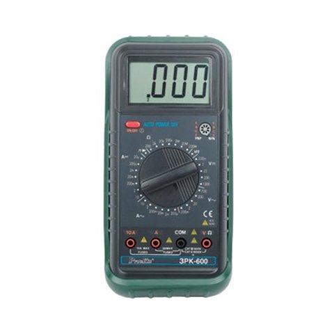 Профессиональной мультиметр Pro'sKit 3PK-600
