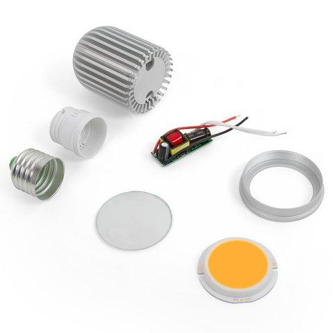 Комплект для збирання світлодіодної лампи TN A44 7 Вт теплий білий, E27