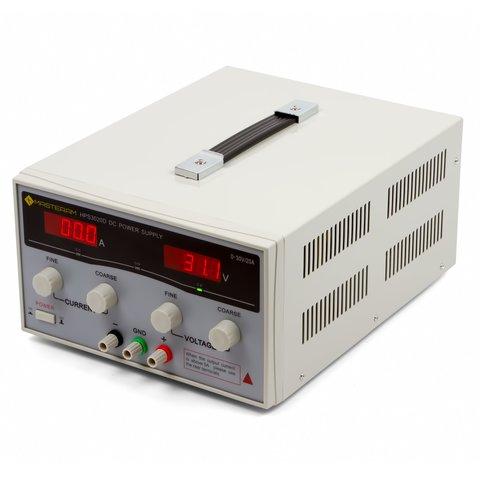 Лабораторний блок живлення Masteram HPS3020D