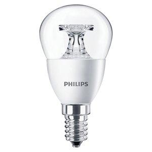 LED-лампа Philips CorePro Luster, WW (теплый белый) , Е14, 4 Вт, 250 лм