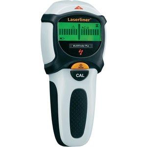 Детектор напруги, металів і деревини Laserliner MultiFinder Plus