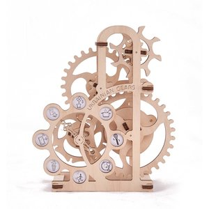 Mechanical 3D Puzzle UGEARS Dynamometer