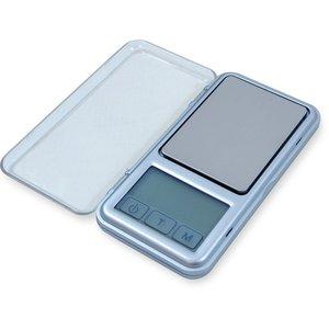 Balanza digital de bolsillo Hanke YF-N1 (100g/0.01g)