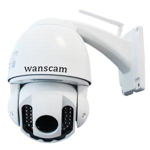 Cámara IP inalámbrica HW0025 (720p, 1 MP)