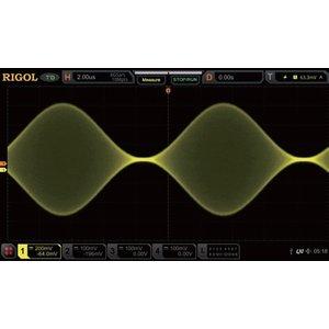 Opción de software para aumentar el ancho de banda RIGOL MSO5000-BW2T3